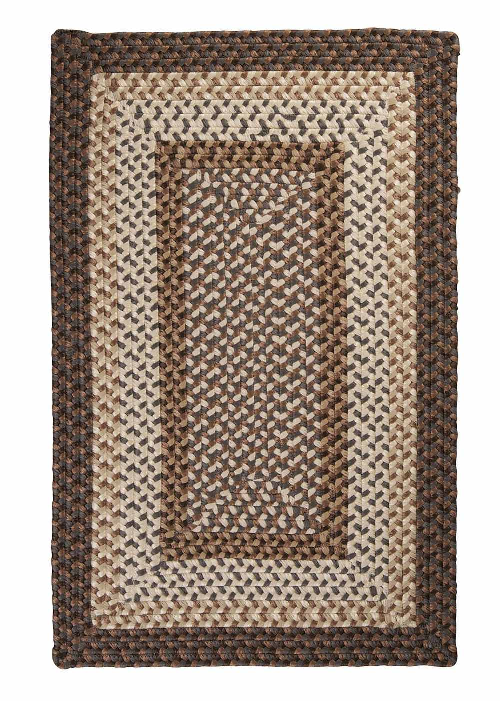 Super Area Rugs 7ft. x 9ft. Indoor/Outdoor Reversible Braided Rug Dockside Color (7x9) at Sears.com